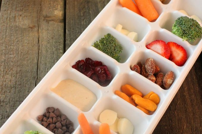 Snack Lunch – a fun way for your kids to eat healthy!