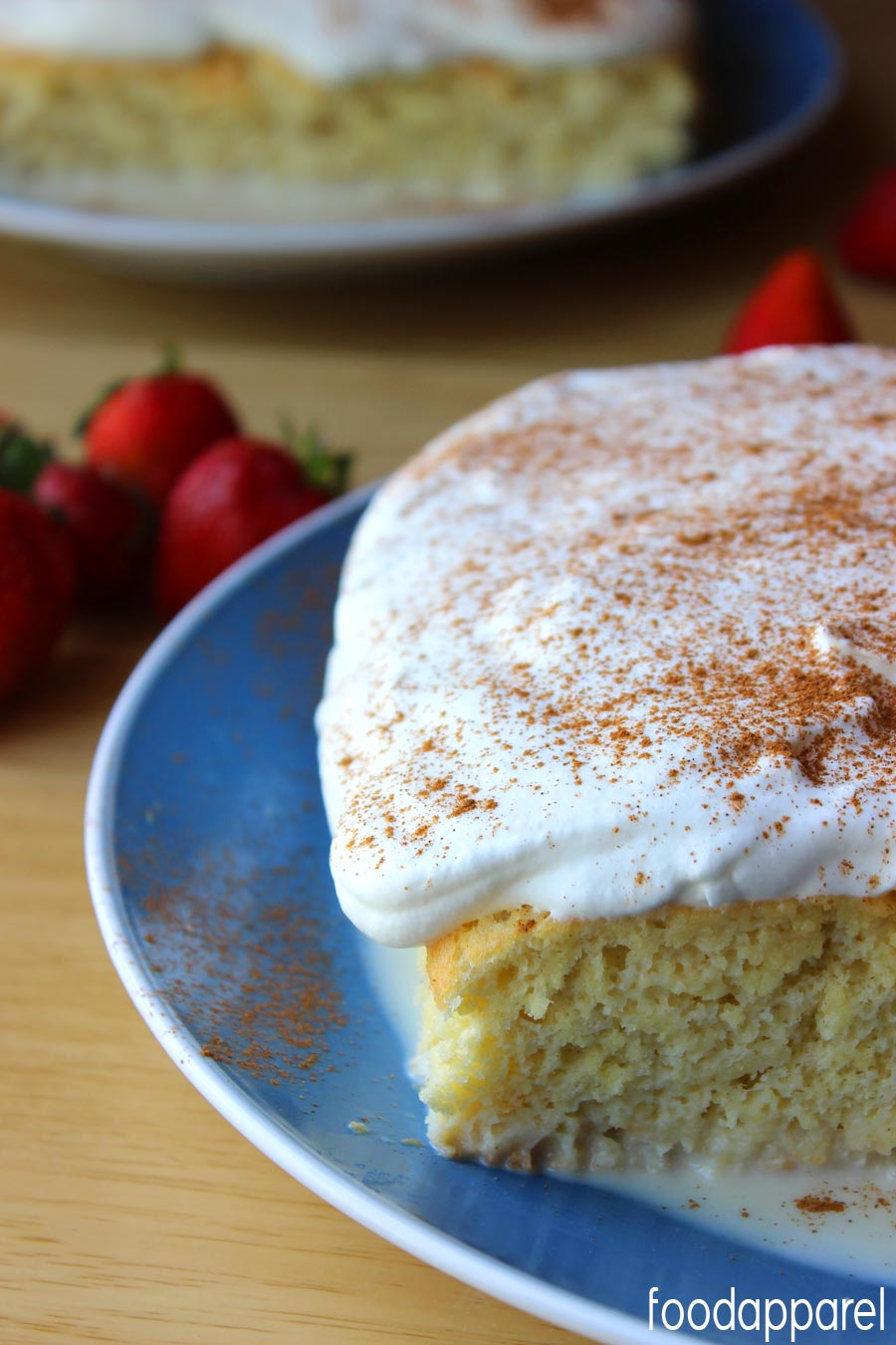Authentic Pastel de Tres Leches (Tres Leches Cake) Recipe. Always gets rave reviews!