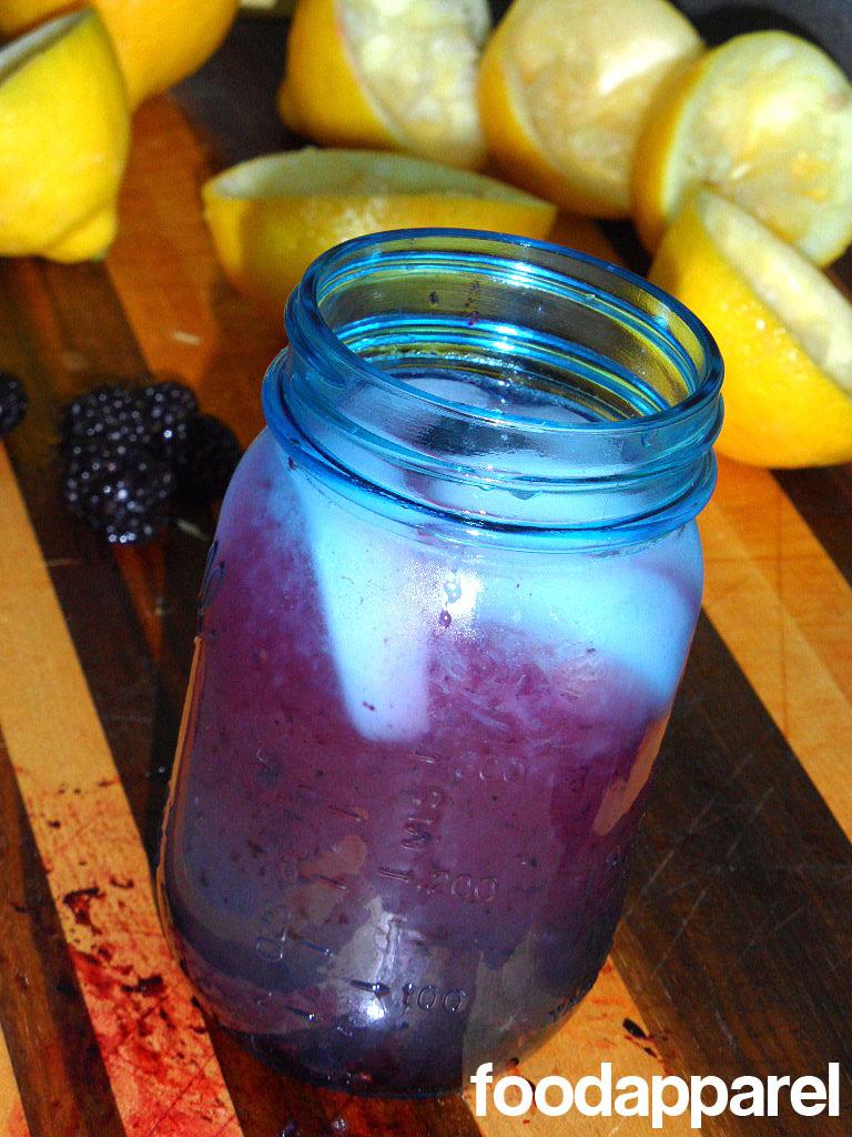 Blackberry Lemonade on foodapparel.com