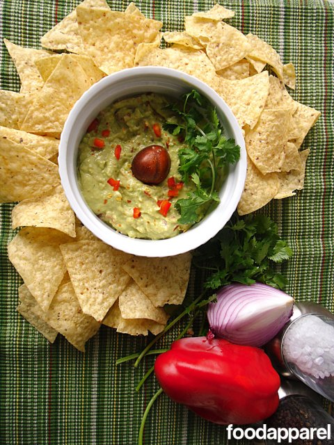 Fully Loaded Guacamole at foodapparel.com