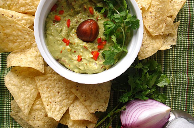 Fully Loaded Guacamole Recipe