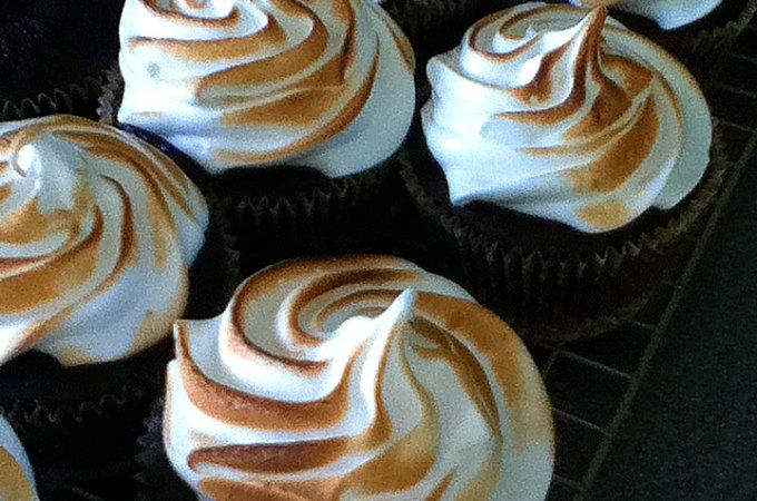 S'mores Cupcakes Recipe
