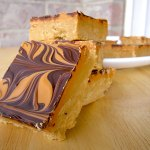 Butterscotch Reese's Peanut Butter Bars on foodapparel.com