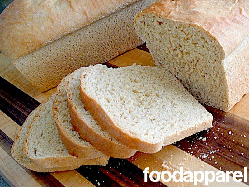 Wheat Bread at foodapparel.com