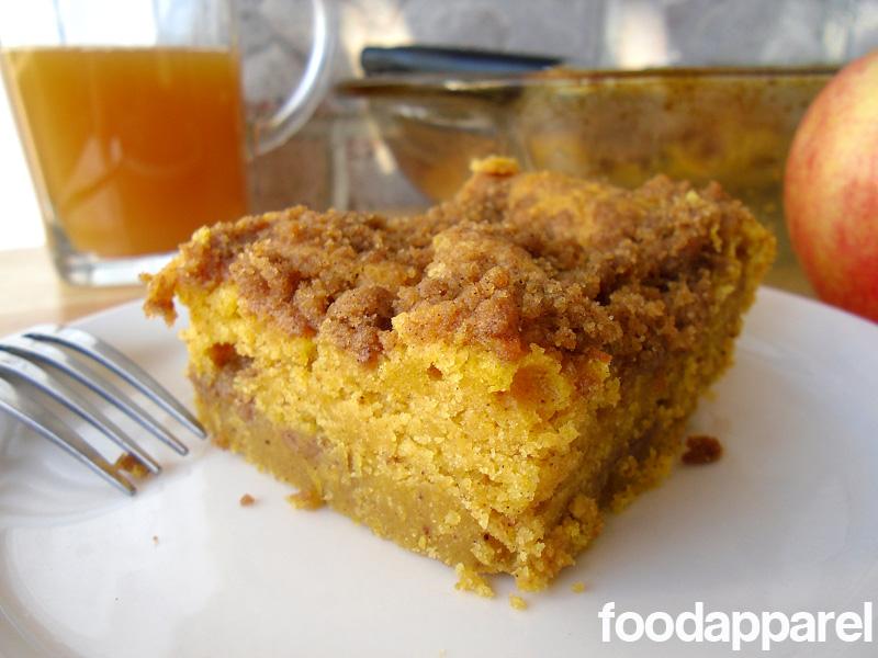 Pumpkin Streusel at FoodApparel.com