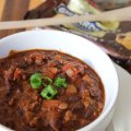 Chocolate Chipotle Chili at FoodApparel.com