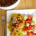 Moroccan Chicken Stew at FoodApparel.com