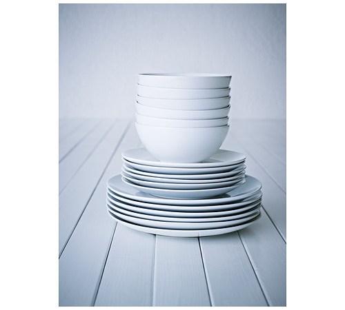 Ikea Fargrik Dinnerware: Servingware