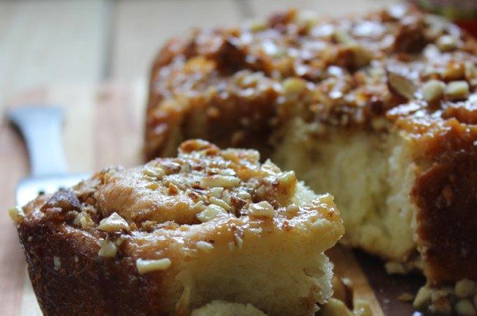 Honey Caramel Pecan Sticky Buns at FoodApparel.com