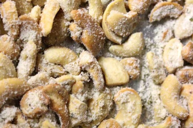 Ranch Cashews at FoodApparel.com