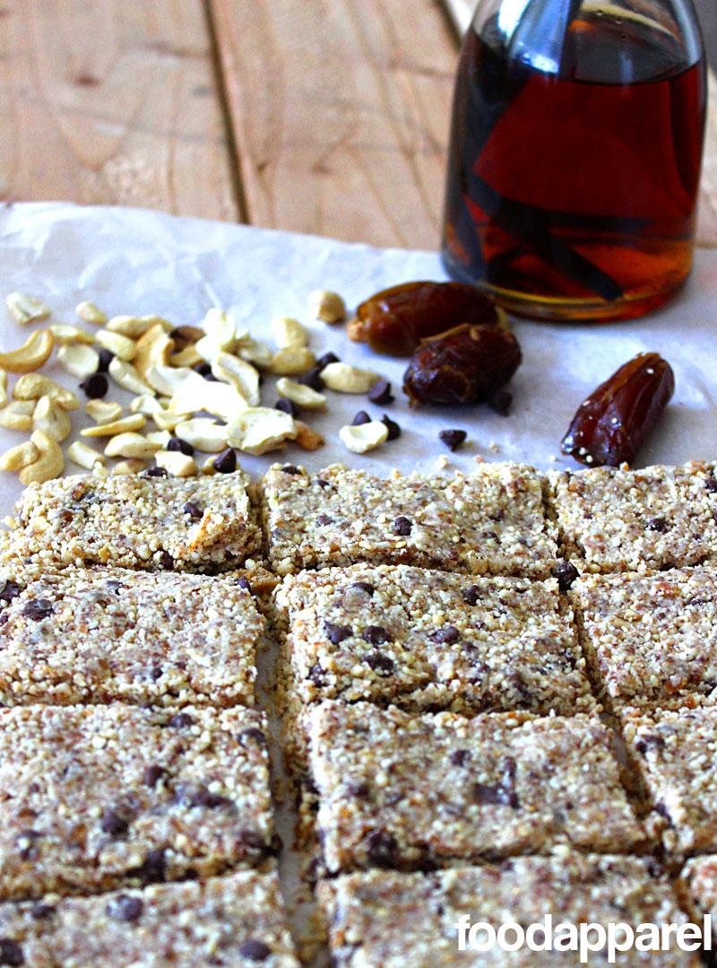 Chocolate Chip Cookie Dough Larabar at FoodApparel.com