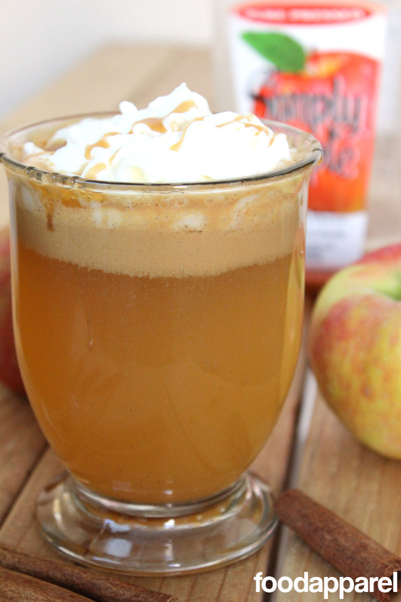 "Warm up with this ""Better than Starbucks"" Caramel Apple Cider!"