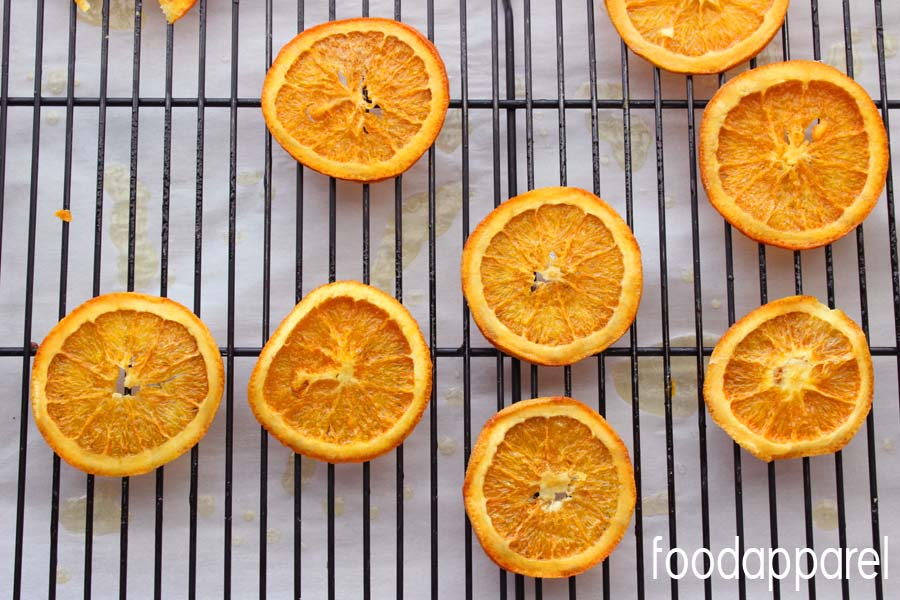 Chocolate Covered Candied Oranges Recipe. Best technique for this tasty treat!  @foodapparel