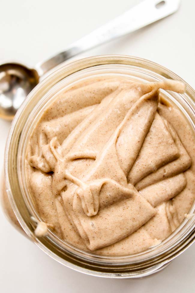 Cinnamon Honey Butter