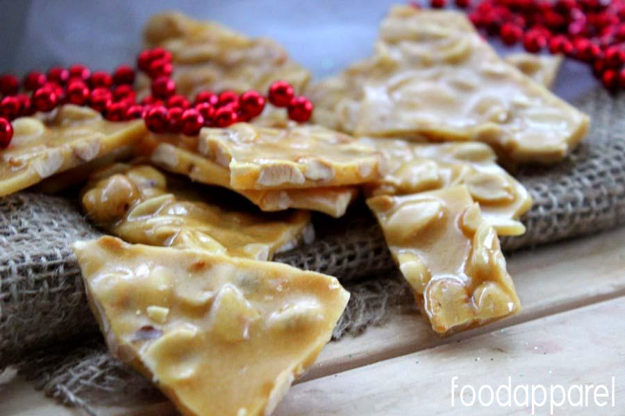 Old Fashioned Peanut Brittle Recipe Food Apparel