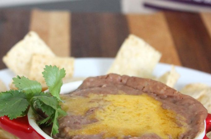 Smoky Refried Beans Recipe - sooooo yummy! @foodapparel