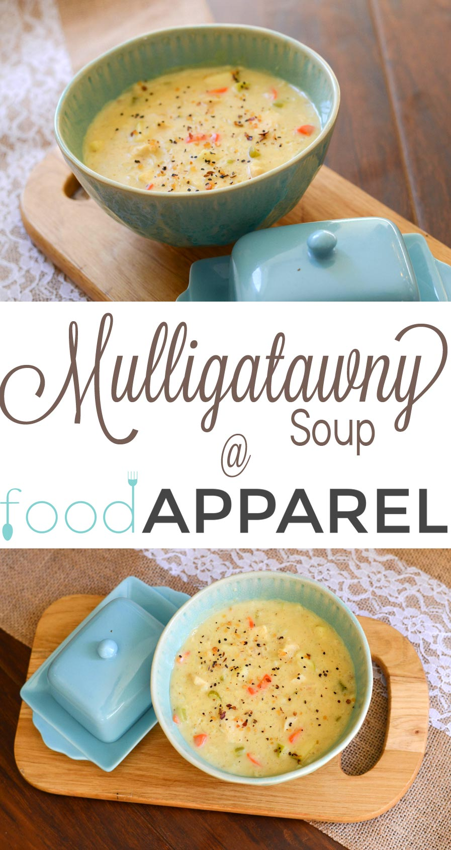 Chef Wong's Famous Mulligatawny Soup Recipe - a curry based soup that is oh so delish!