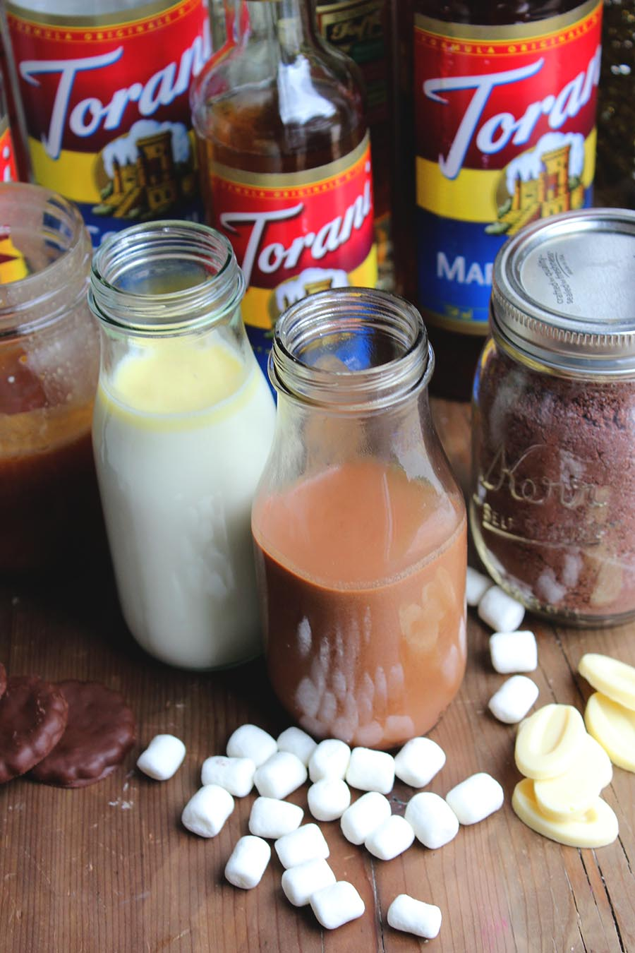 How to host a hot chocolate bar food apparel for Food bar 2015