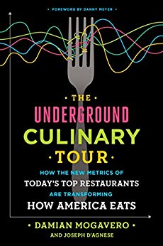 The Underground Culinary Tour: A Must Read for Budding Restauranteurs
