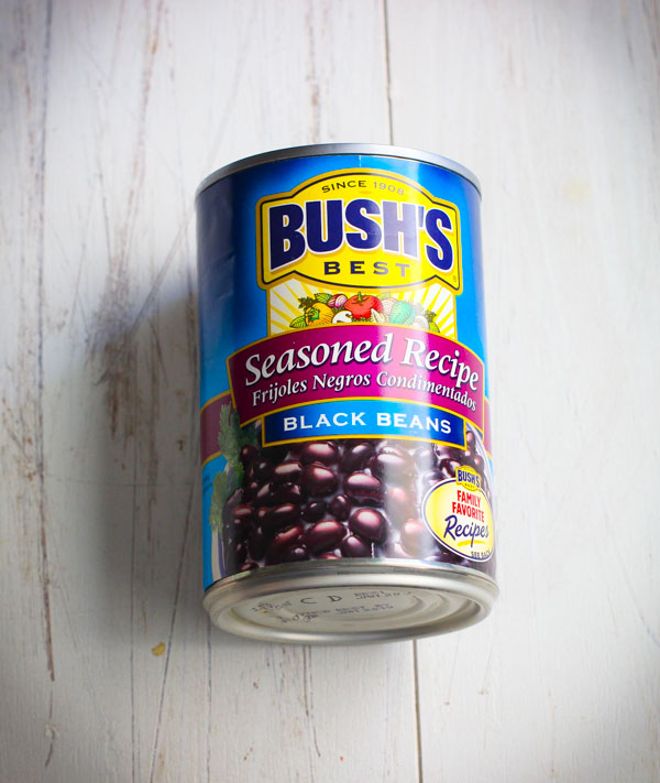 Bush's Black Beans Seasoned