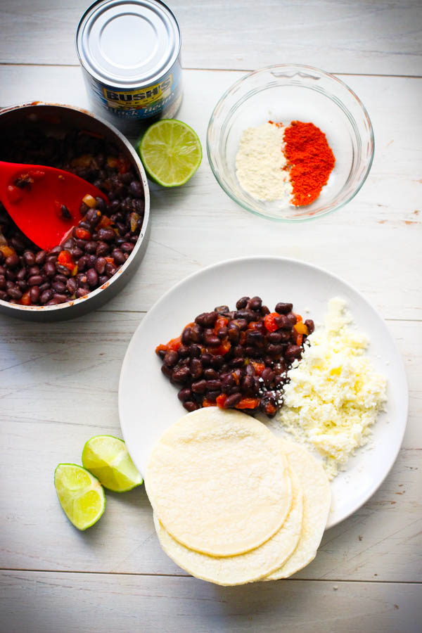 5 Ways to Dress Up Your Black Beans
