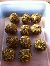 Energy Balls - Packed full of SUPER FOODS!