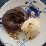Sukkerfri chokolademuffins (med blød midte)