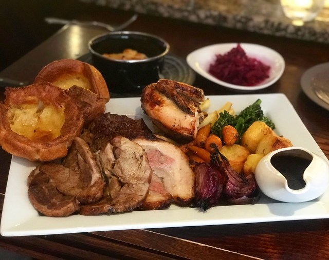 Il Forno Liverpool Sunday Roast Review