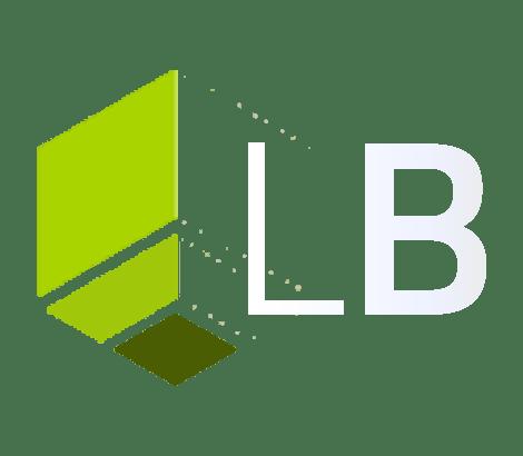 LeeveOn Branding secondary Logo white