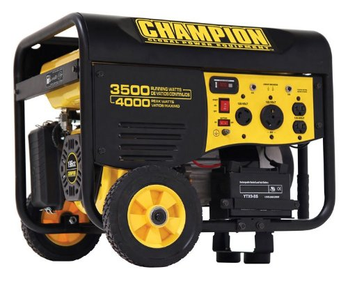The Champion Power Equipment 46565 is my best pick for generators under $500.
