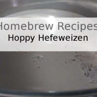 Hoppy Hefeweizen - Homebrew Recipes