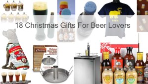 18 Christmas Gifts Your Beer Lover Will Be Delighted To See Under The Tree This Year