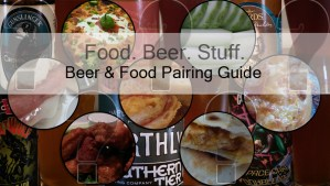 Beer & Food Pairing Guide