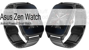 Asus Android Powered Zen Watch