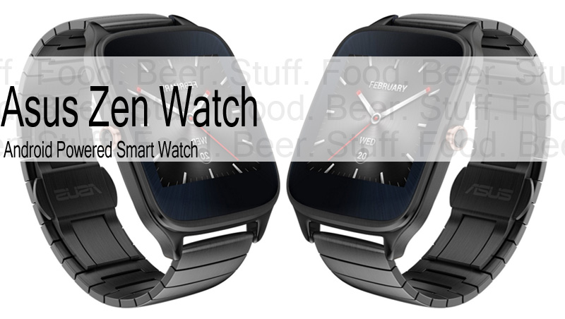 An affordable android smart watch to pair with your phone.