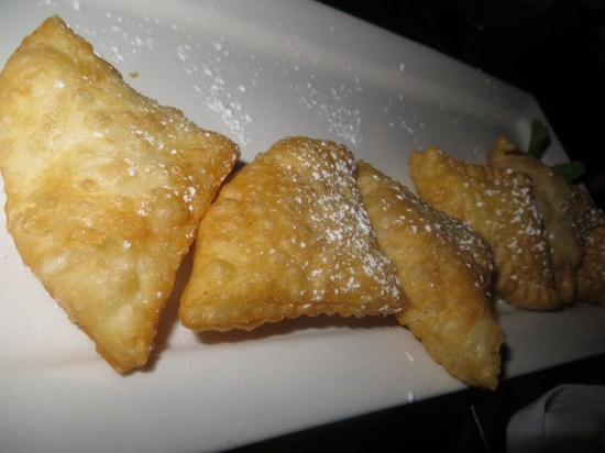 Pastelles of Guava & Queso