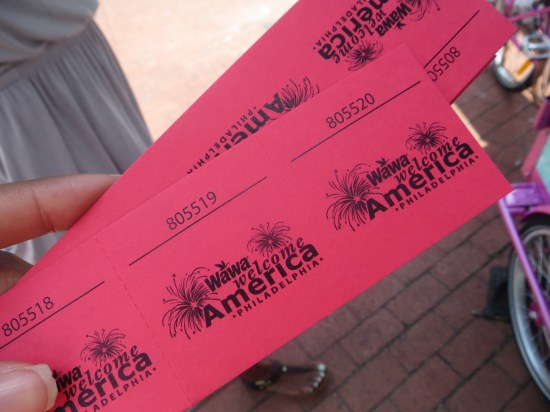 Taste of Philadelphia tickets