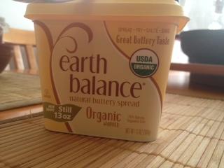 Organic Earth Balance Butter