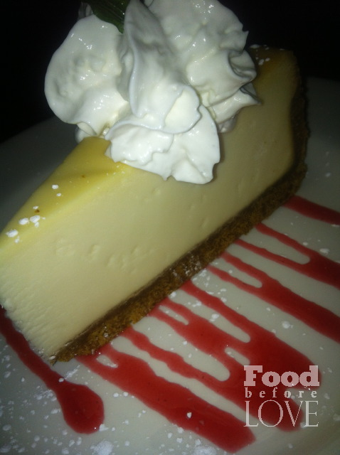 cheesecake city crab