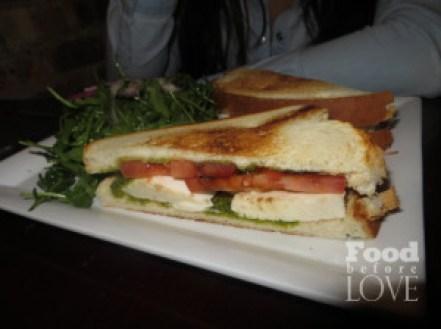 Lokal Caprese Sandwich
