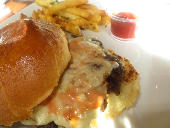 Corcho Wine Bar Burger