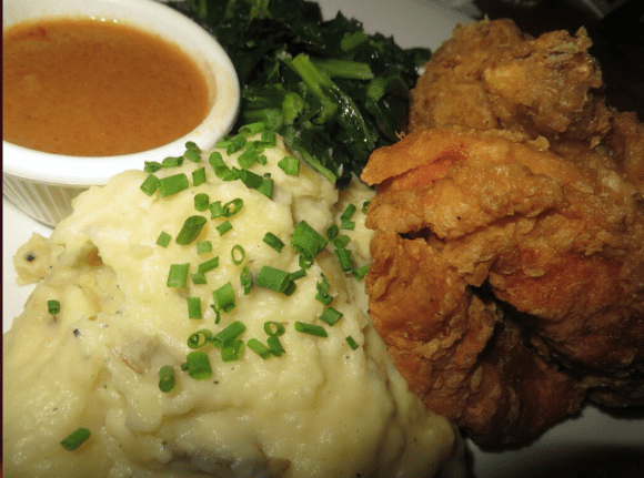 Maggie Brown Chicken and Mash