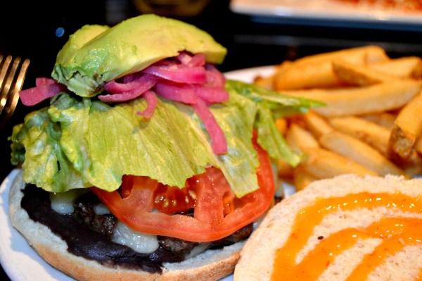 Maya Restaurant Burger