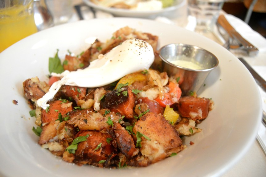 Breakfast Club London Hash