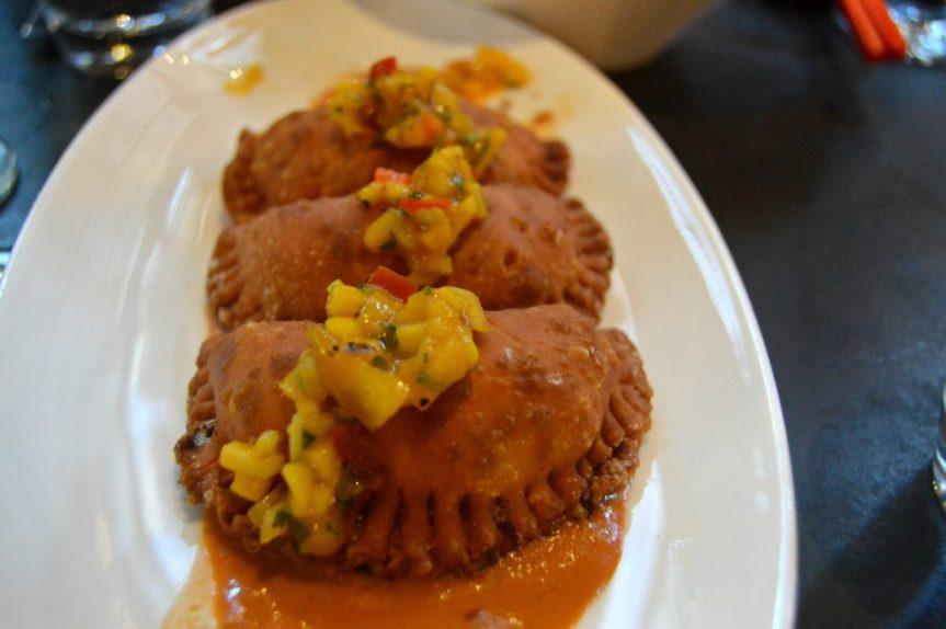 Zengo Thai Chicken Empanadas