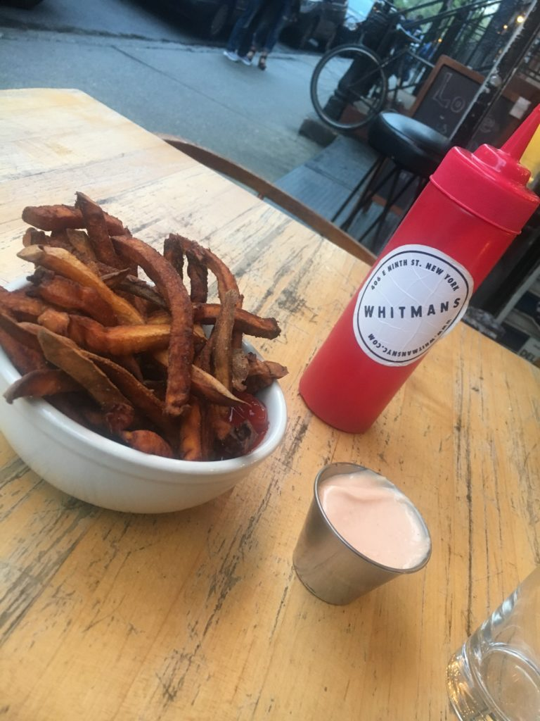 Whitmans Fries