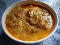 poached egg korma,poached egg kurma