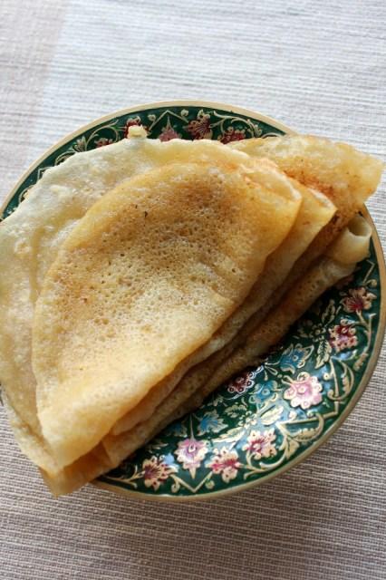 dabbroo,sweet wheat pancakes,himachal sweet pancakes