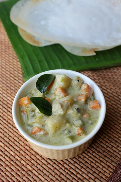 kerala style vegetable stew