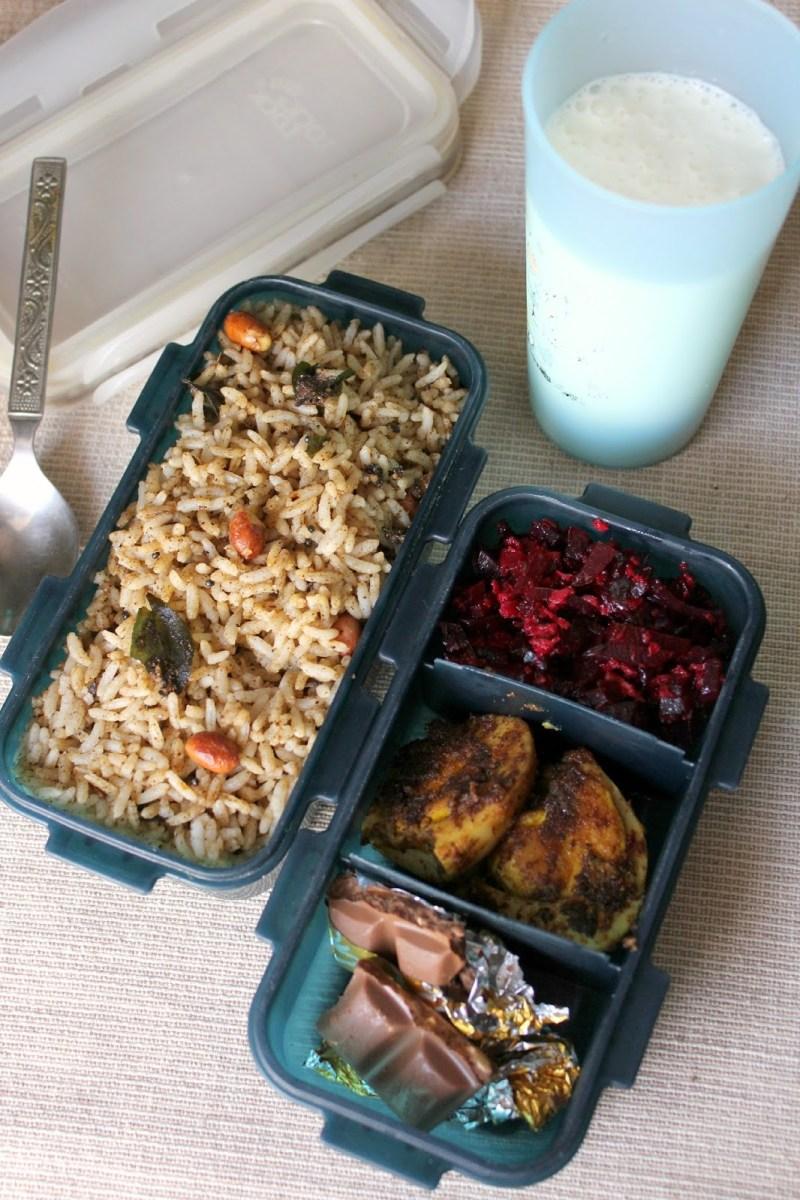 Milagu Rice